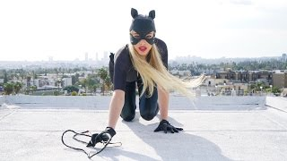 Download Catwoman's Untold Story | Lele Pons, Anwar Jibawi & Hannah Stocking Video