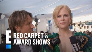Download Nicole Kidman Reveals Keith Urban's Tearful Reaction to ″Lion″ | E! Live from the Red Carpet Video
