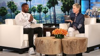 Download Jamie Foxx on Working with Kanye West Video