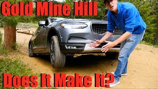 Download Is This The First Car to Make It To The Top of Gold Mine Hill? Video