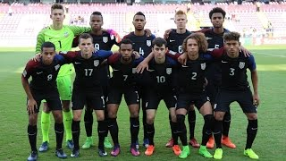 Download U-20 MNT vs. Mexico: Highlights - Feb. 27, 2017 Video