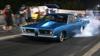 Download WICKED 3000+hp Hemi CUDA on Radials Video