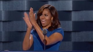 Download Michelle Obama praises Hillary Clinton at the DNC 2016 (Full speech) Video