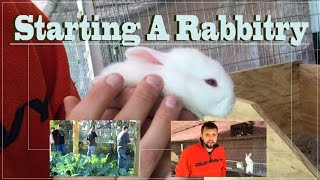 Download Starting A Rabbitry : Building Cages And Water System Video