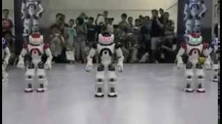 Download Humanoid Robot Doing Tai Chi - Amazing Robot Moves! Video