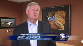 Download Arkansas presidential electors receive death threats Video