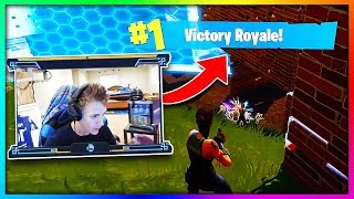 Download 6 YouTubers First Wins in Fortnite: Battle Royale! (Ninja, Tfue, Ali-A , Myth, Nickeh30) Video