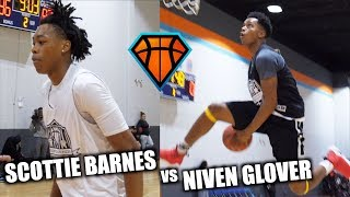 Download Scottie Barnes & Niven Glover PUT ON A SHOW with Drue Drinnon & Trey Doomes at the #HDShowcase!! Video
