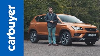 Download SEAT Ateca SUV review - Carbuyer Video