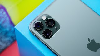 Download iPhone 11 Pro Review: For the Love of Cameras! Video