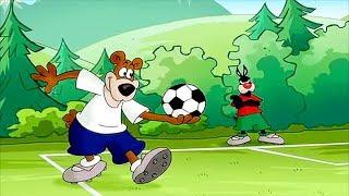 Download MAGISCHER SPORT | Folge 2 | Fußball Cartoon | Deutsch | Magic Sport Video