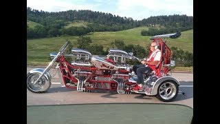 Download SuperCar Engine Trikes !!! Video