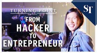 Download Turning Point: From hacker to entrepreneur Video
