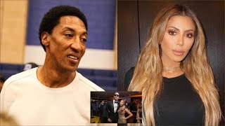 Download Scottie Pippen's Wife LEAVES Him After He Took Her Back For Getting W/Future Video