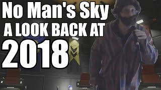 Download No Man's Sky! A look back at 2018 on Cobra TV Video