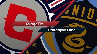 Download Highlights: Chicago Fire vs. Philadelphia Union | October 15, 2017 Video