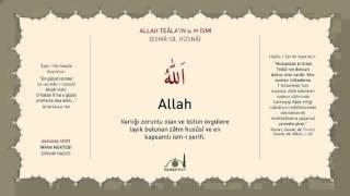 Download ALLAH -celle celalûhu- (Esmâ-ül Hüsnâ Şerhi) Video