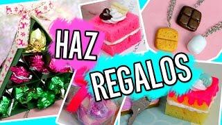 Download Haz REGALOS para NAVIDAD y CUMPLEAÑOS baratos y bonitos! Video