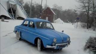 Download Renault dauphine '57 test drive Video