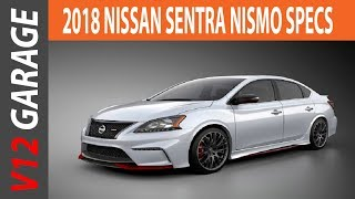 Download 2018 Nissan Sentra Nismo Specs and Review Video