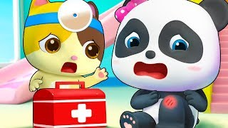 Download I've got a Boo Boo | Play Safe, Learn Colors | Nursery Rhymes | Kids Songs | Kids Cartoon | BabyBus Video