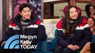 Download Shibutani Siblings Talk 2018 Winter Olympics, Figure Skating And More | Megyn Kelly TODAY Video