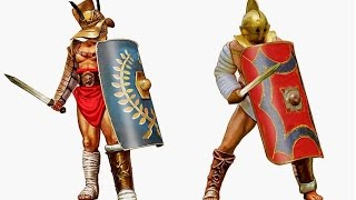Download Gladiators - Types Classes and Equipment Video