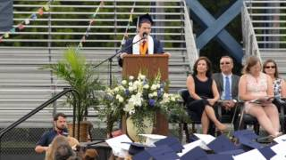Download Valedictorian Rips Speech and Goes Rogue Video