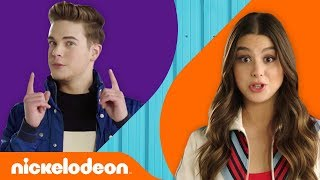 Download Jace Norman, Kira Kosarin, Lilimar & More Play 'This or That: Spring Edition' 🐇🦆   #NickStarsIRL Video