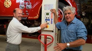Download Mobile Column Lifts - Jay Leno's Garage Video