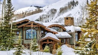 Download Mountainside Retreat in Park City, Utah Video