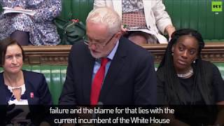 Download Corbyn hits out at Trump over G7 Video