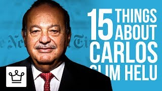 Download 15 Things You Didn't Know About Carlos Slim Helu Video