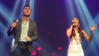 Download JONALYN VIRAY & THOR - Mariah Carey Duets Medley (#Fearless The Repeat Concert!) Video