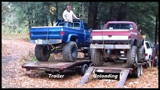 Download 2014 JEFFREYS/ MARK & MARK CHEVY MUD TRUCKS Video