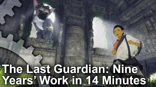 Download The Last Guardian Tech Analysis: Nine Years of Development in 14 Minutes Video