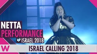 Download Netta ″Toy″ (Israel 2018) LIVE @ Israel Calling 2018 Video