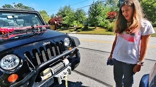 Download She Crashed My Jeep Video