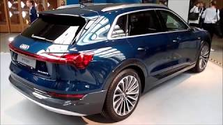 Download New Audi e-tron 55 quattro in detail |Interior| side wing camera lights|manouver elements etc... Video