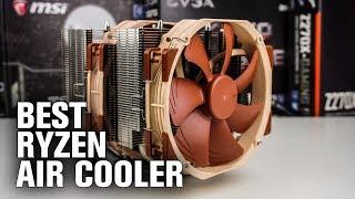 Download The Best Ryzen Air Cooler! | Noctua NH-D15 SE-AM4 Video
