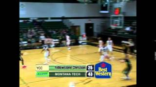 Download Men's Basketball vs Yellowstone Christian College Video