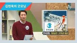 Download 한국은행, 기준금리 1.5%로 동결 | 김현욱의 굿모닝 519회 Video