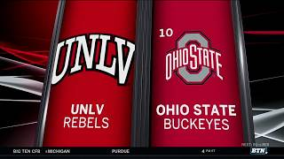 Download UNLV at Ohio State - Football HIghlights Video