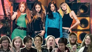 Download Classical Musicians React: BLACKPINK 'Whistle' vs 'Boombayah' Video
