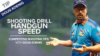 Download Handgun Speed Shooting Drill - Competitive Shooting Tips with Doug Koenig Video