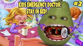 Download Pear FORCED to Play - Kids Emergency Doctor: STAY IN BED! #2 Video