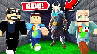 Download FORTNITE MURDER RUN! Minecraft Modded Mini-Game Video