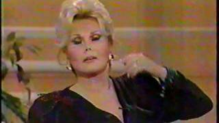 Download Lady gets Pwned by Zsa Zsa on The Phil Donahue Show (1989) Video