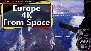 Download NASA : Earth from space - Europe 4k video from the International Space Station ISS Video