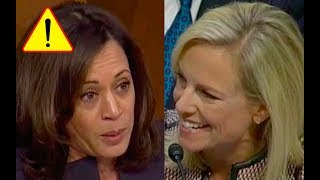 Download Kirstjen Nielsen LAUGHS at Senator Kamala Harris and Makes Her Look Like A Fool Video